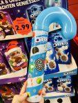 Mondelez Oreo Weihnachtsstange gefüllt mit Oreo-Keksen