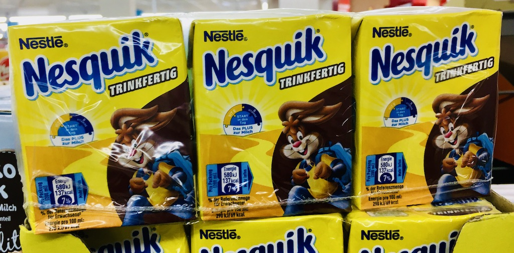 Nestlé Nesquik Trinkfertig