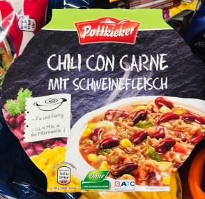 Pottkieker Chili Con Carne mit Schweinefleisch TV-Gericht