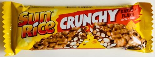 Sun Rice Crunchy Kakao+Flakes Riegel