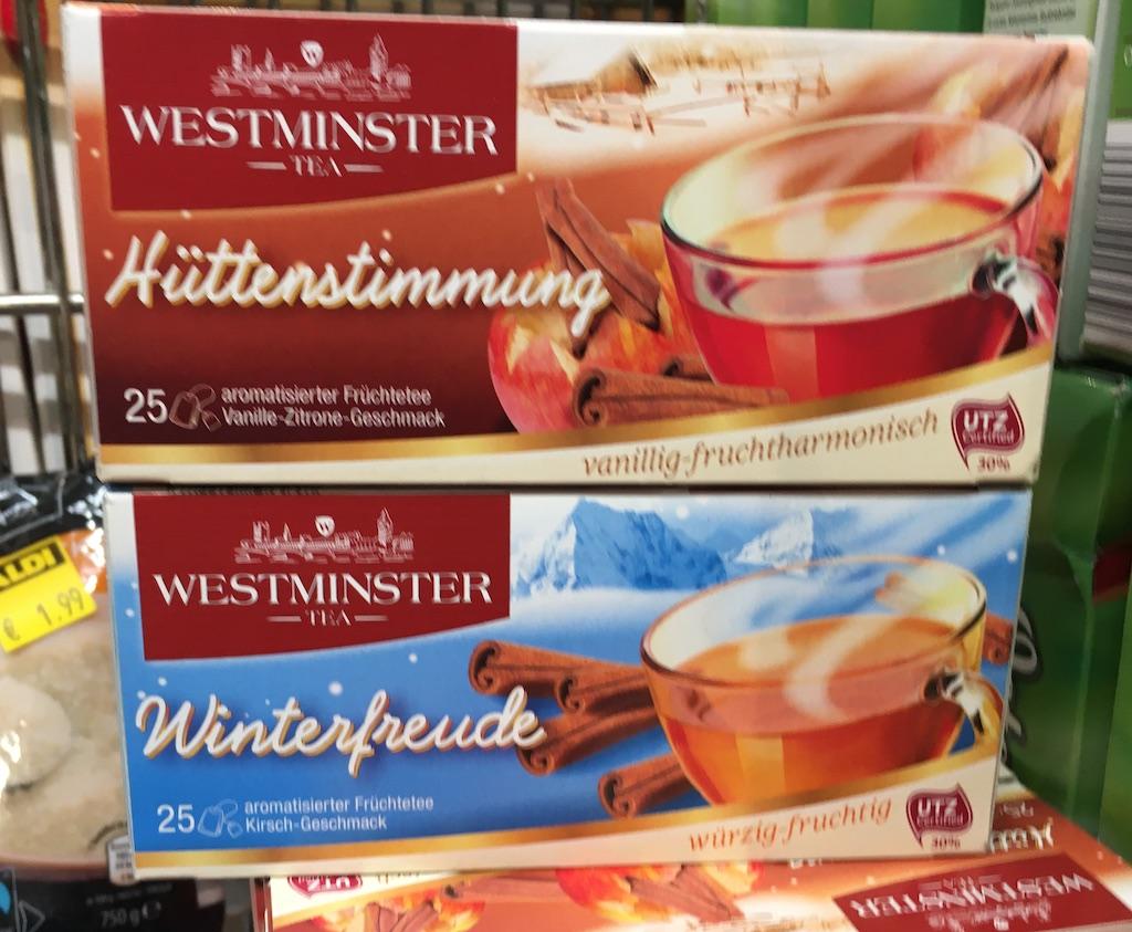 Westminster Tee Hüttenzauber+Winterfreude