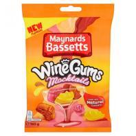 Maynards Bassetts Wine Gums Mocktails