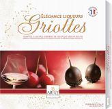 Abtey Chocolatier Griottes Kirschlikörpralinen 175 Gramm