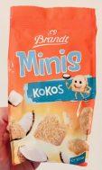 Brandt Minis Kokos 125 Gramm