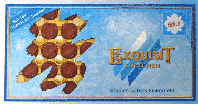 Eichetti Exquisit Törtchen Eiskonfekt