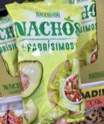 Hacendado Grüne Nachos mit Avocado