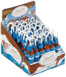 Lindt Cioccogioco Milchschokolade Display Schokoschirmchen