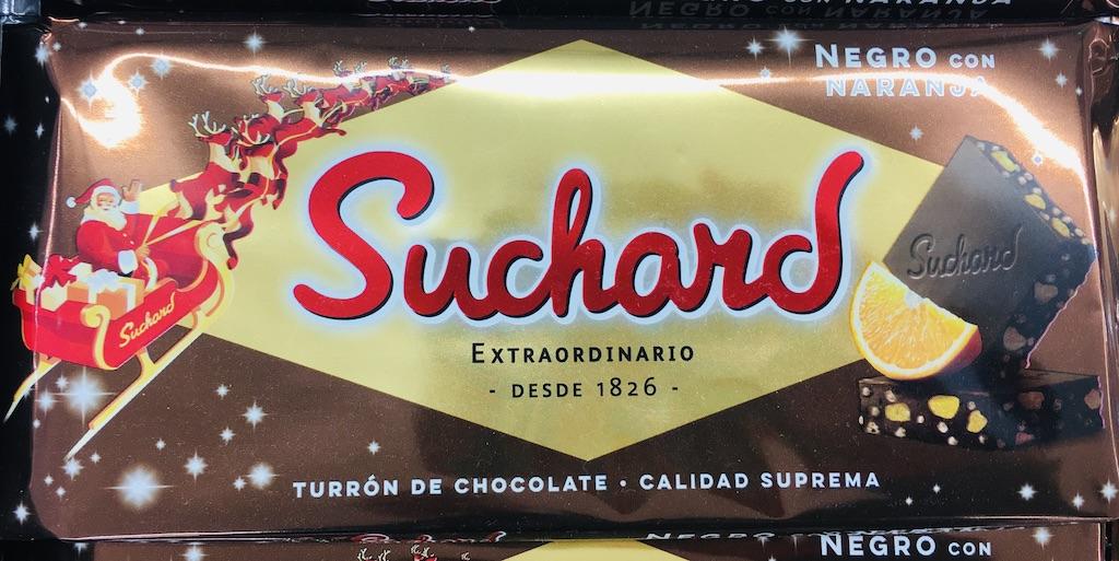 Mondelez Suchard Extraordinario Dunkle Schokolade mit Orange