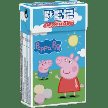 PEZ Dextrose Pappa pig Karton