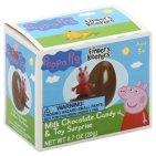 Peppa Pig finders keppers Schokoladenei mit Überraschung im Karton