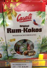 Casali Original Rum-Kokos Weihnachtsbehang