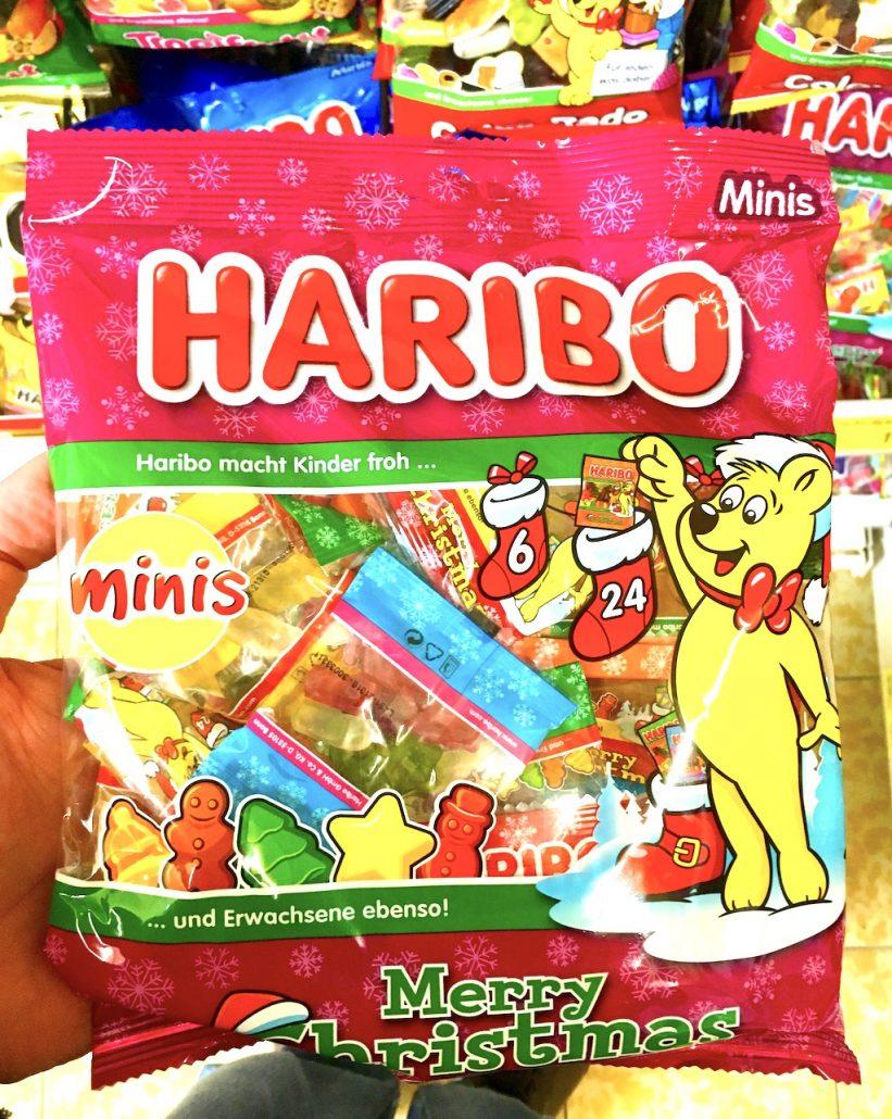 Haribo Merry Christmas Minis