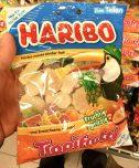 Haribo Tropifrutti Sonderedition Fruchtig-Spritzig mit Zuckrstreuseln