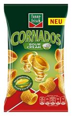 Intersnack funny-frisch Cornados Sour Cream