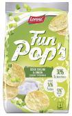 Lorenz Fun Pops 30% Kichererbsen Sour Cream+Onion Geschmack