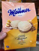 Manner Schoko-Caramel-Törtchen 400 Gramm Bodenbeutel