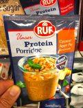 RUF Unser Portein Porridge Caramel Apple Pie Geschmack