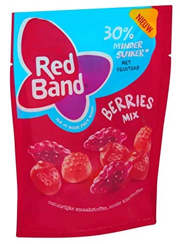 Red Band Berries Mix