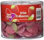 Red Band Wilde Erdbeeren 100 Stück Dose