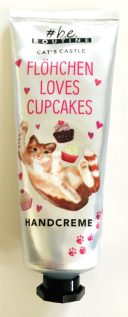be Routine Cat's Castle Flöhchen Loves Cupcakes Handcreme