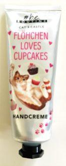be Routine Cat's Castle Flöhchen Loves Cupcakes Handcreme