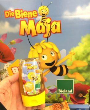 Bioland Biene Maja Honig Tube