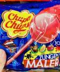 Chupa Chups Zungenmaler Lollies Cola-Orange-Kirsch-Geschmack