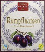 Confiserie Heindl Wien Rumpflaumen in feinen Schokomantel