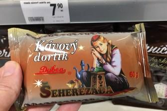 Dubea Seherezáda Kávovy dortík 60 Gramm Gebäck mit Kaffee