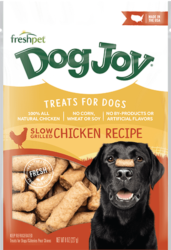 Freshpet DogJoy Slow Grilled Chicken Recipe