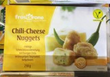 FrostKrone Chili-Cheese Nuggets 250 Gramm