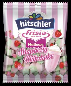 Hitschler Frisia Mallows Strawberry Milkshake 150g