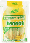 Jelly Straws Banane 386 Gramm