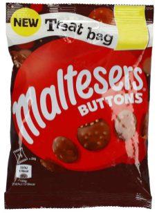 Maltesers Buttons Treat Bag 68g