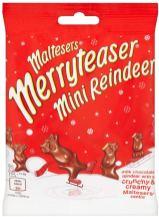 Mars Maltesers Merryteaser Mini Reindeer Weihnachtsverpackung
