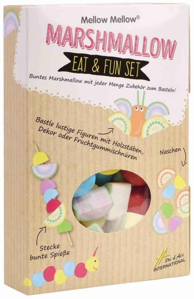 Mellow Mellow Marshmallow Eat+Fun Set 300g