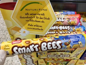 Nestlé Smart Bees Smarties Packung