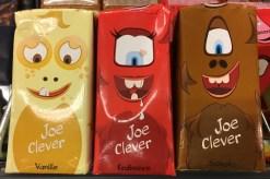 Netto mit Hund Joe Clever Drink Vanille-Erdbeere-Schoko