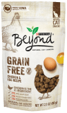 Purina Beyond Natural Cat Snack Grain Free Chicken+Egg recipe