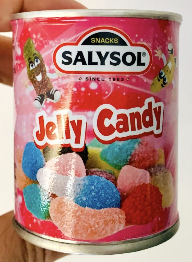 Salysol Jelly Candy Dose