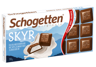 Schogetten SKYR Sonderedition