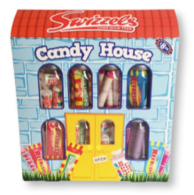 Swizzels Candy House New Vision Packaging