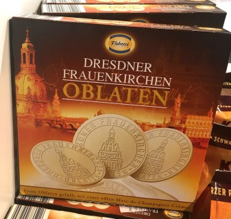 Vabassi Dresden Dresdner Frauenkirchen-Oblaten