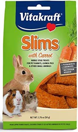 Vitakraft Slims with Carrot für Kleintiere