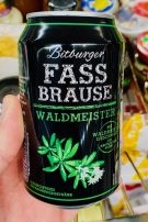Bitburger Fassbrause Waldmeister Dose