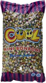 Cool Mini Bonbons Gourmet Selection wurfmaterial