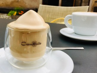 Cremosito Coffee cremiger Eiskaffee in Italien