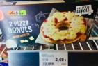 Galile 2 Pizza Donuts Margherita Streetfood Heros 2x65 Gramm