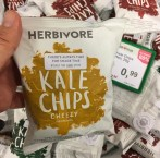 Herbivore Kale Chips Cheezy