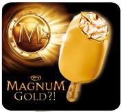 Magnum Gold?! Eiskrem